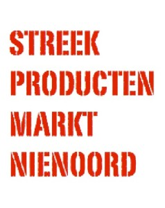 Nienoord Leek Logo Streekproductenmarkt